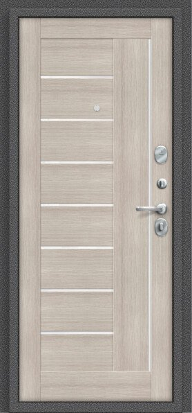 Porta S-2 109.П29 Антик Серебро-Cappuccino Veralinga внутренняя сторона