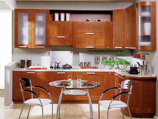 Кухня из массива 5